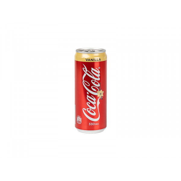 COCA-COLA VANILLA (0.33 л)